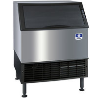 Manitowoc UR-0310A NEO 30 inch Air Cooled Undercounter Regular Size Cube Ice Machine with 100 lb. Bin - 292 lb.