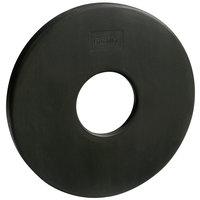 Grosfillex US601617 35 lb. Black Umbrella Base Ring