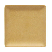 Elite Global Solutions ECO99SQ Greenovations 9 inch Rattan-Colored Square Plate