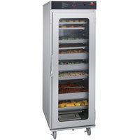 Hatco FSHC-17W1 Flav-R-Savor Full Height Holding and Proofing Cabinet with Clear Door - 120V