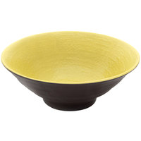 Elite Global Solutions D1007RR Pebble Creek Olive Oil-Colored 24 oz. Bowl