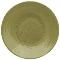 Elite Global Solutions D638RR Pebble Creek Lizard-Colored 6 3/8 inch Round Plate