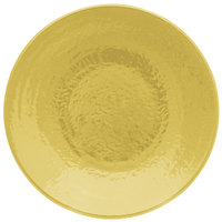 Elite Global Solutions Pebble Creek D9RR Olive Oil-Colored 9 inch Round Plate