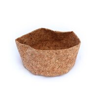 Elite Global Solutions CB75 7 1/2 inch Round Cork Basket / Bag