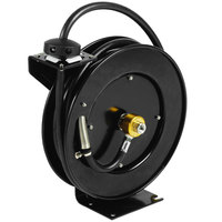 Equip by T&S 5HR-232-12 35' Open Hose Reel with Front Trigger Water Gun