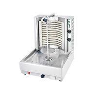 Visvardis DE4A 45 inch Electric Gyro Machine - 200 lb. Capacity
