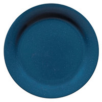 GET BF-010-TB Texas Blue 10 inch Plate - 12 / Case