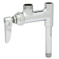 T&S B-0155-01LN Pre-Rinse Add On Base with Quarter Turn Eterna Cartridge and 4 inch Riser