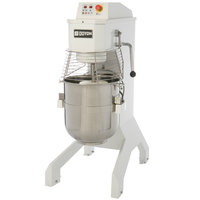 Doyon BTF060 60 Qt. Commercial Planetary Floor Mixer with Guard - 208/240V, 1 Phase, 4 hp