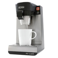 Bunn 42900.0301 MCU My Cafe Pourover 4 in 1 Residential Coffee Brewer - 120V