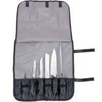 Mercer M21800 Genesis 7 Piece Forged Knife Case Set