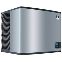 Manitowoc IY-0906A Indigo Series 30 inch Air Cooled Half Size Cube Ice Machine - 901 lb.
