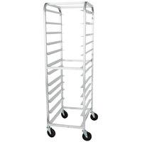 Advance Tabco PR12-5W 12 Pan End Load Bun / Sheet Pan Rack - Assembled