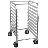 Advance Tabco PR10-6W 10 Pan End Load Bun / Sheet Pan Rack - Assembled
