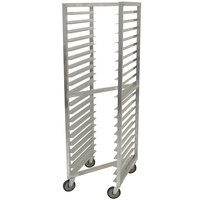 Advance Tabco NR-20 20 Pan End Load Nesting Bun / Sheet Pan Rack - Assembled