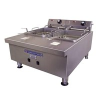 Bakers Pride HDEF-30T 30 lb. Electric Commercial Countertop Fryer