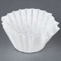 Bunn 20106.0000 8 1/2 inch x 3 inch 8 to 10 Cup Decanter Style Coffee Filter - 1000 / Case