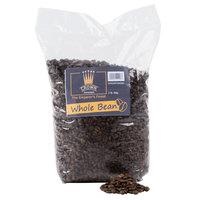 Crown Beverages Emperor's Finest Whole Bean Coffee - (5) 2 lb. Bags / Case