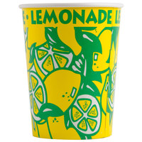 32 oz. Squat Paper Lemonade Cup - 480 / Case