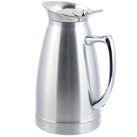 Bon Chef 4054S 1.42 Liter Insulated Stainless Steel Server with Satin Finish