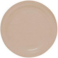 GET DP-510-S Sandstone 10 1/4 inch SuperMel Plate - 24 / Case