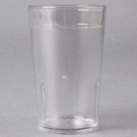 Carlisle 5105-207 Stackable 5 oz. Polycarbonate Tumbler - 24/Case