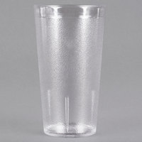 Carlisle 5116-207 16.5 oz. Clear Polycarbonate Tumbler - 24/Case
