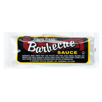 Barbecue (BBQ) Sauce - (200) 12 Gram Portion Packets / Case