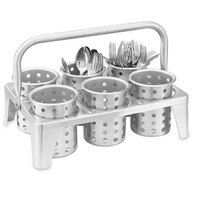 Vollrath 99720 6 Cylinder Transport Rack