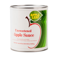 Unsweetened Apple Sauce 6 - #10 Cans / Case