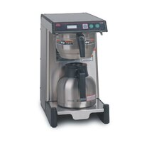 Bunn 39900.0013 WAVE15-APS Low Profile Wide Base Specialty Automatic Coffee Brewer - 120V