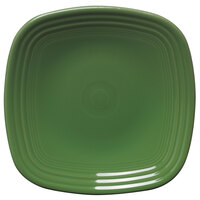 Homer Laughlin 921324 Fiesta Shamrock 7 1/2 inch Square Salad Plate - 12/Case