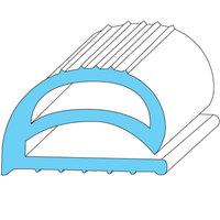 All Points 74-1190 Compression Door Gasket Strip - 10' x 11/16 inch x 1/2 inch