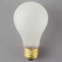 4 inch x 2 3/8 inch 100 Watt Shatterproof Light Bulb - 120V