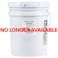 Dutch Gold 60 lb. Organic Honey