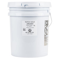 Dutch Gold 60 lb. Organic Honey