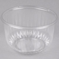 Dart Solo PET64B PresentaBowls 64 oz. Clear Plastic Bowl - 252 / Case