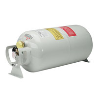 MagiKitch'n 40 lb. Horizontal Propane Tank for LPAGA-30 and LPAGA-60 Gas Grills