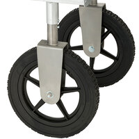 MagiKitch'n Large Wheels for CGL-60 Charcoal Grill