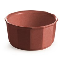 Tablecraft CW1790GG 2.5 Qt. Ginger Cast Aluminum Prism Bowl