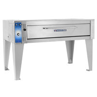 Bakers Pride EB-2-8-5736 74 inch Double Deck Electric Bake Oven - 208V, 1 Phase