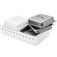 MagiKitch'n 15 inch Steamer Pan Set
