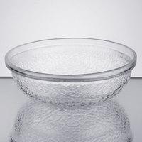 Carlisle SB6607 14.1 oz. Pebbled Serving/Salad Bowl