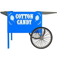 Paragon 3060050 Blue Deep Well Cotton Candy Cart