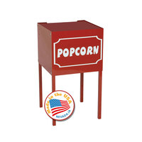 Paragon 3070510 8 oz. Thrifty Popcorn Popper Stand