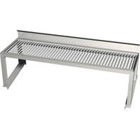 MagiKitch'n Removable 60 inch Slip On Grill Shelf