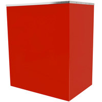 Paragon 3200310 Red Classic Pop Popcorn Stand for 20 oz. Poppers