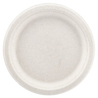Green Wave Ovation Sugarcane / Bagasse OV-P009 9 inch Biodegradable and Compostable Premium Plate - 500 / Case