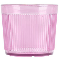 Carlisle 402955 Rose Crystalon Stack-All SAN Tumbler 9 oz.   - 12/Case