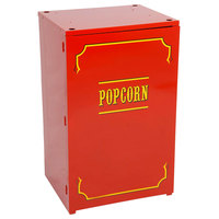 Paragon 3070910 Red Premium Popcorn Stand for 6 oz. and 8 oz. Poppers